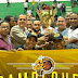 El Club Pueblo Nuevo campeón torneo basket superior de San Cristóbal