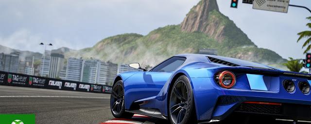 Forza Motorsport 6 pode vir para o PC