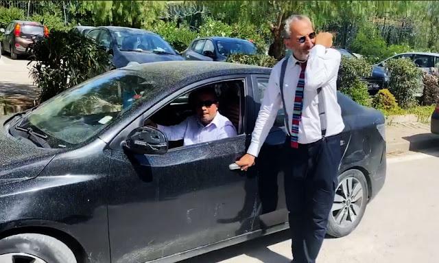 سيف الدين مخلوف و غازي القروي يستهزئون من الرئيس قيس سعيد