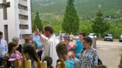 U Kašču proslavljen sv. Ante