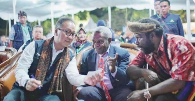 Kisah heroik Pendeta Yason dan Titus Kagoya