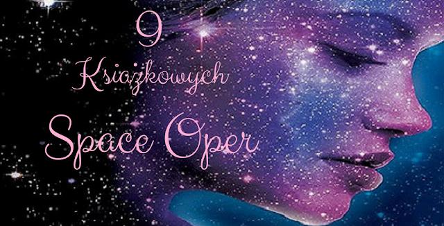 Młodzieżowe space opery książkowe