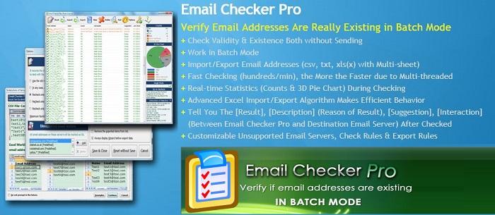 Email Checker Pro Full crack