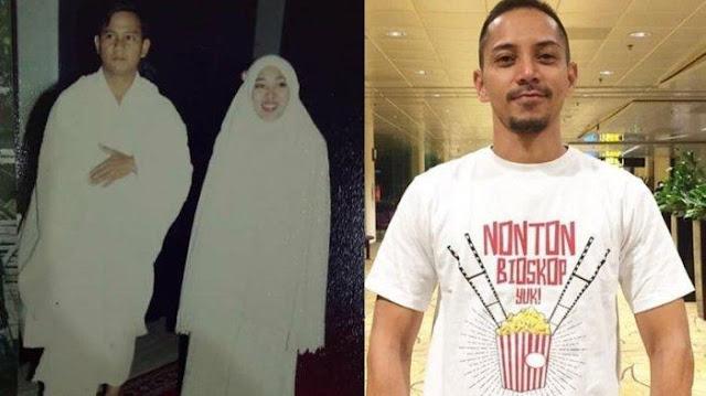 Beredar Foto Lawas Prabowo & Titiek Berpakaian Ihram, Dahulu Kala Sebelum Ada 'Pencitraan'