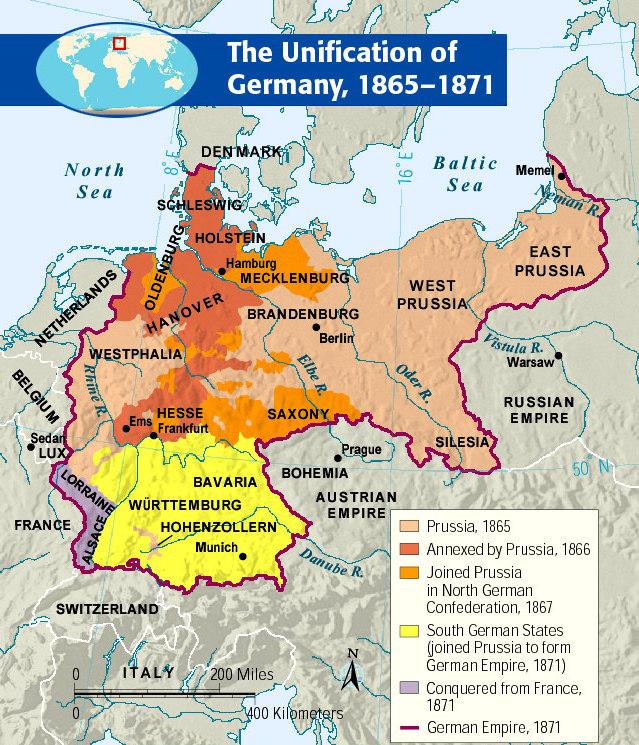 Prior To Deutsch