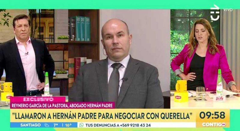 Abogado de Calderón padre dice que hubo llamadas extorsivas