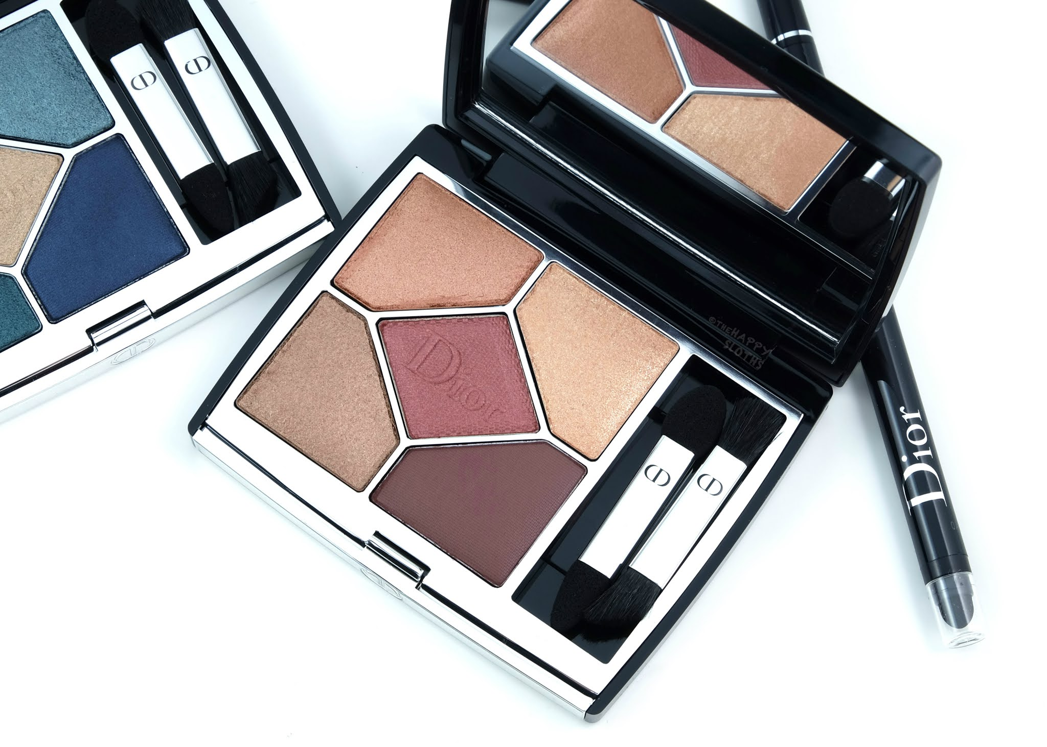 "Dior | 5 Couleurs Couture Eyeshadow Palette in ""689 Mitzah"": Review and Swatches"