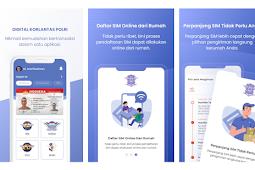 Link Download Aplikasi SINAR, Perpanjang SIM Online Digital Korlantas POLRI di Smartphone