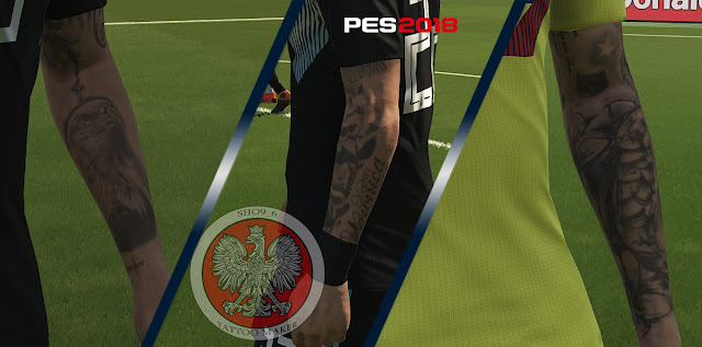 PES 2018 Bonus Tattoo Pack dari Sho9_6