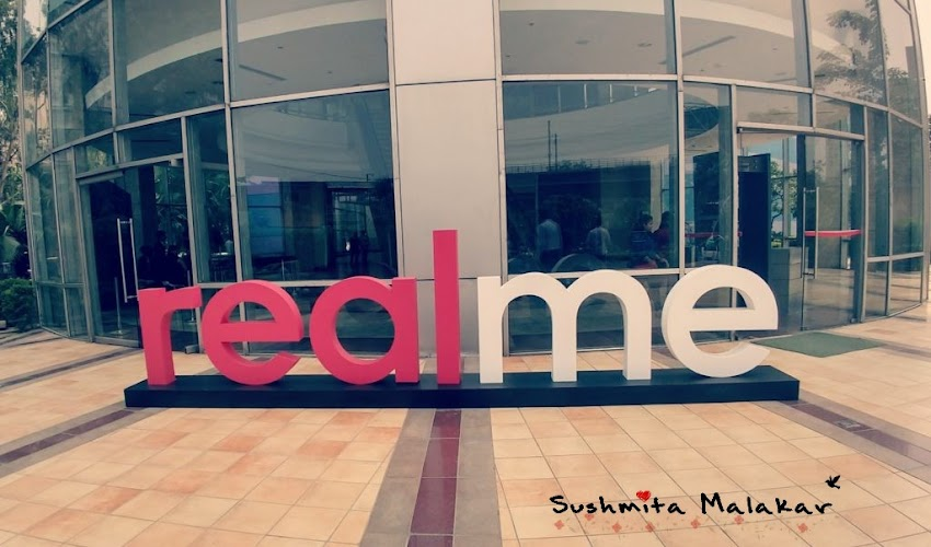 #RealMe1: The Real Disruptor