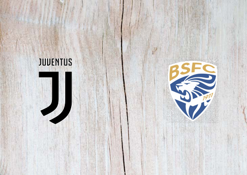 Juventus vs Brescia -Highlights 16 February 2020