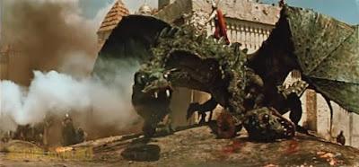 Dragón de tres cabezas - Ilja muromets - La espada y el dragón