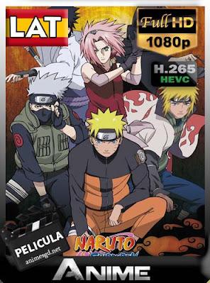 Naruto Todas LasPeliculas Latino [x265] HEVC HD [1080P] [GoogleDrive] DizonHD