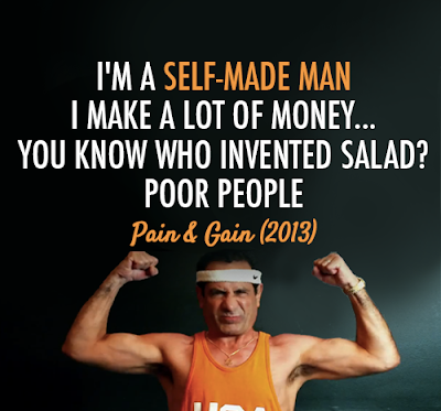 Pain To Gain Quotes