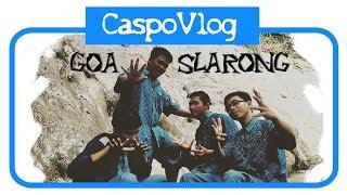 Wisata Goa Slarong Yogyakarta