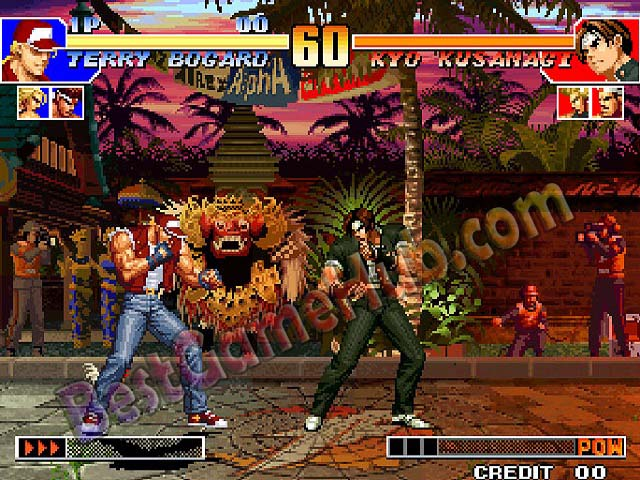 King Of Fighters 97 PC Repack Game Free Download