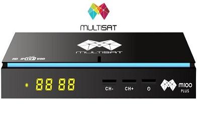 MULTISAT M100 PLUS NOVA ATUALIZAÇÃO V273 - 11/01/2021