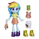 MLP Equestria Girls Fashion Squad Reveal the Magic Single Rainbow Dash Figure