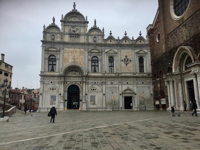 Charity in the Time of Coronavirus -The Virtue of Caritas in Venice