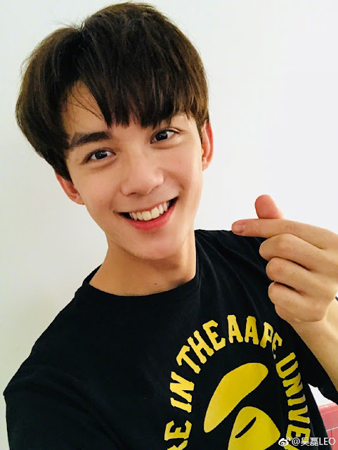 Leo Wu Lei applies for college