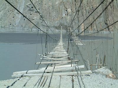 Οι πιο τρομακτικές γέφυρες του κόσμου!