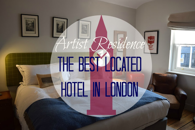 location hotel london best