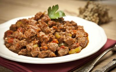 اللحم المقلي التركي ( Et Sote )