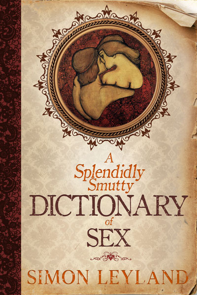 Dictionary of Sex cover