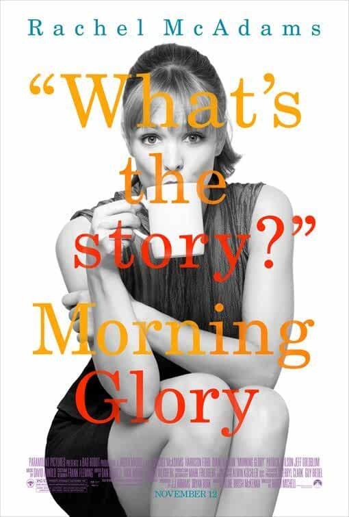 Morning Glory 2010 x264 720p Esub BluRay Dual Audio English Hindi GOPI SAHI