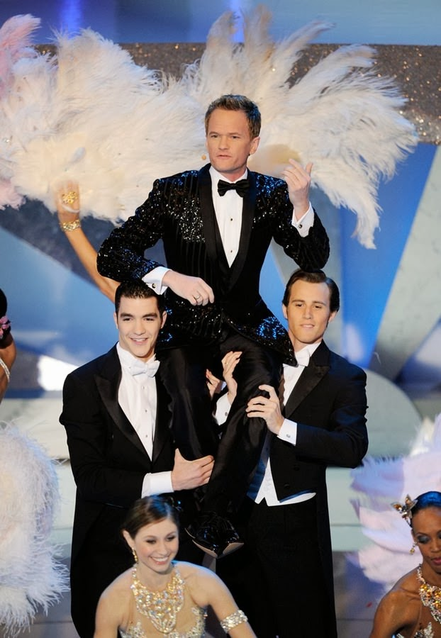 neil patrick harris oscar performansi