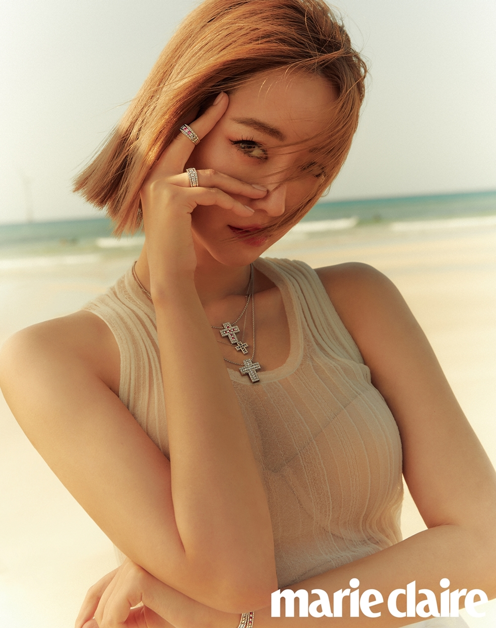 고준희 마리끌레르 화보