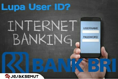 lupa user id dan password internet banking bri