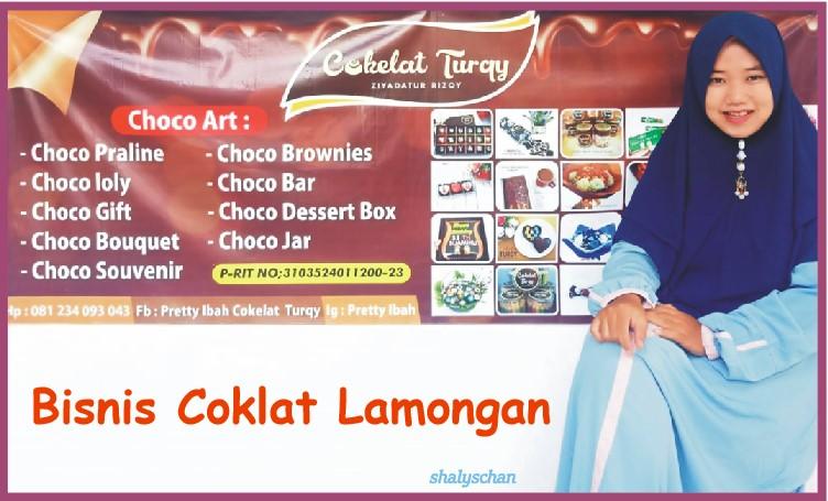 Bisnis Coklat Lamongan: Cokelat Turqy Usaha Coklat dengan Rasa yang Nikmat