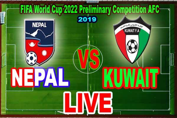Nepal vs Kuwait