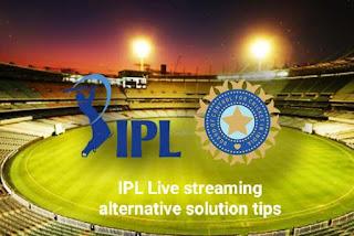 IPL T20 2020 live streaming on iplhd.online/