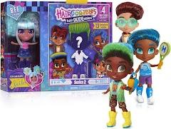 Новые куклы мальчики HairDUDEables Hairdorables BFF Pack серия 2: скоро в продаже
