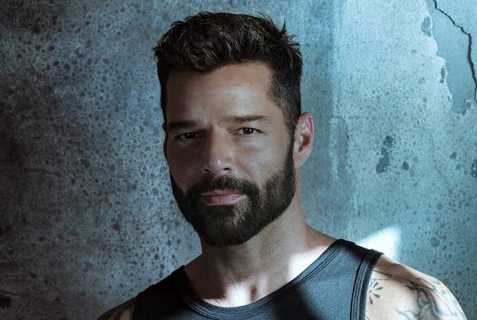 Ricky Martin lanzó línea de productos para la piel