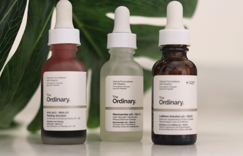 The Ordinary Skincare Review, The Ordinary Skincare Review india, The Ordinary Niacinamide 10% + Zinc review