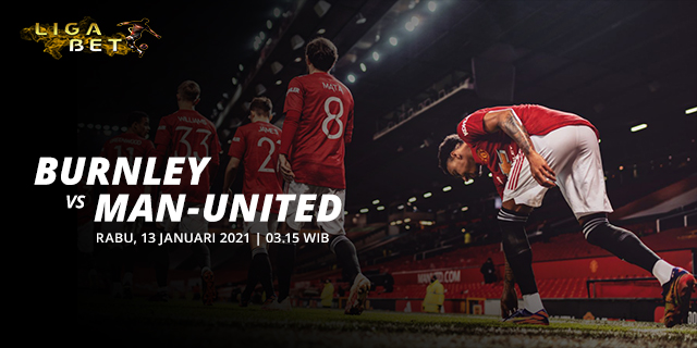 PREDIKSI PARLAY BURNLEY VS MANCHESTER UNITED