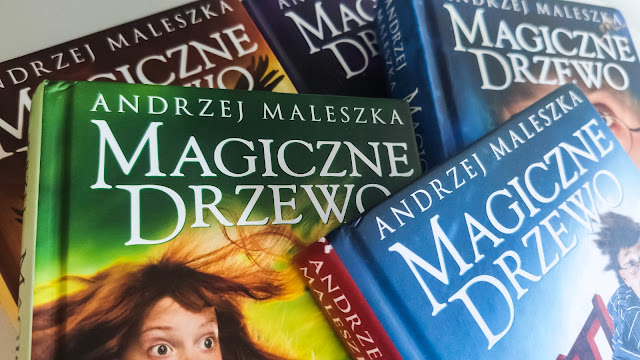 Magiczne Drzewo - jedna z najlepszych serii książek dla 8-latków