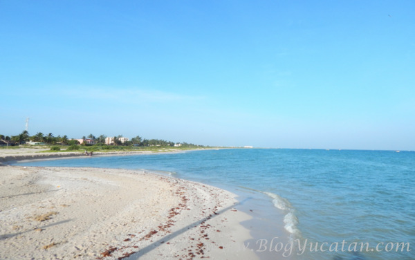 Playa Mexico Yucatan