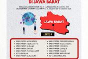 Peraturan PPKM Level 3 Jawa Barat Tahun 2021
