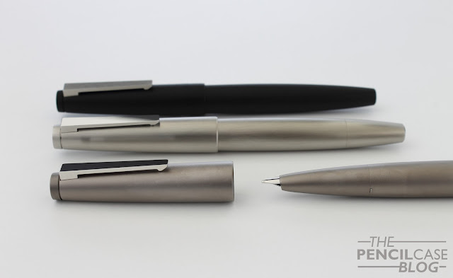 Lamy 2000 50th anniversary Black Amber fountain pen review