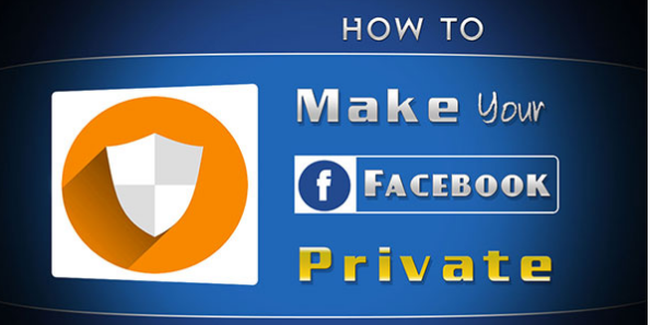 how to make friends list private on facebook mobile