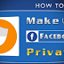 Private Facebook Page