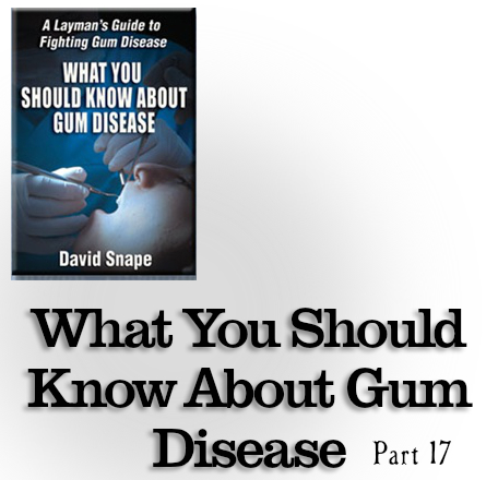 gum disease information book
