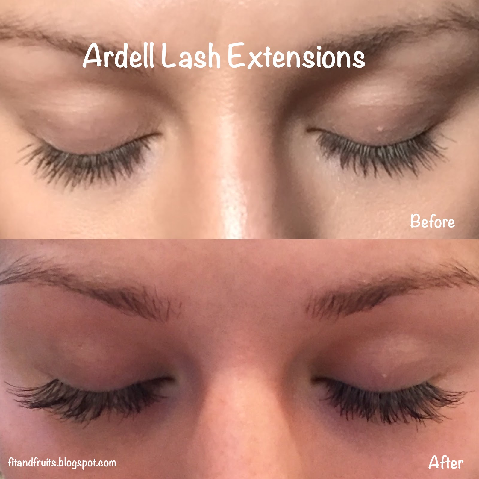 Ardell Lash Extensions Review Horror Story