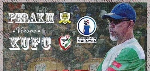 Live Streaming Perak II vs Kelantan United 1.3.2020 Liga Premier