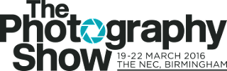 Photography SHow 2016 logo