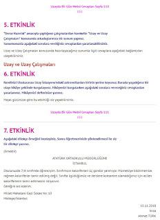 5. Sınıf Türkçe Ders Kitabı Cevapları Anıttepe Yayınları Sayfa 11
